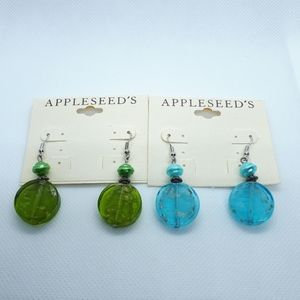 🌞Apple seeds earring